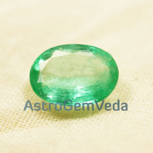 Natural Colombian Emerald (3 - 3.75 Carat) | Elite