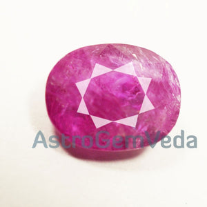 Natural Old Burma Ruby  from Myanmar  3.10  Carat | Prime
