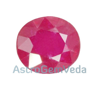 Natural New Burma Ruby | prime (2-10 Carat)