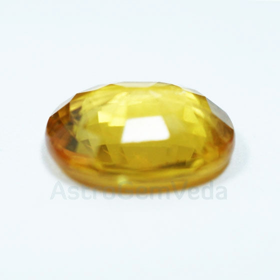 Natural Yellow Sapphire | Bangkok | elite Best Quality (3 - 5.7  Carat)