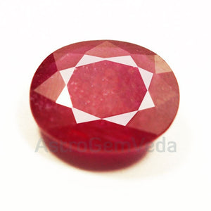 Natural Ruby from Bangkok (1 - 7 Carat) | Prime
