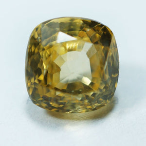 Natural Yellow Sapphire | Sri Lanka-Ceylon | Elite ( 3.74 Carat )