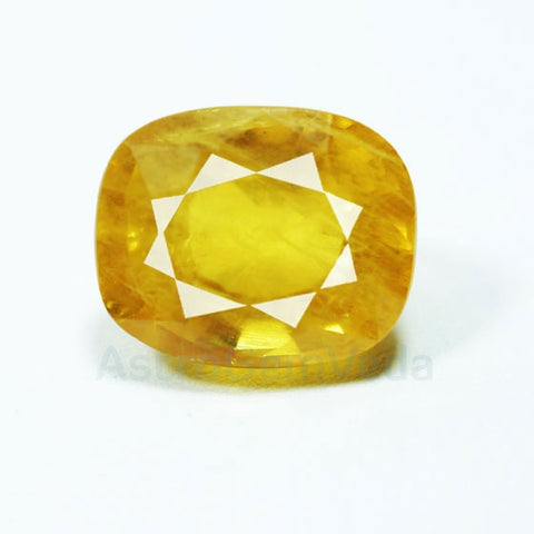 Natural Yellow Sapphire | Bangkok | Prime Good Quality ( 1 - 5.1 carat )