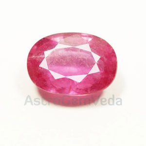 Natural Ruby from Bangkok (2 - 7 Carat) | Prime