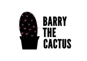 Barry The Cactus