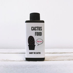 Cactus and Succulent Food