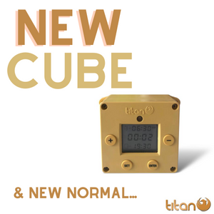 Coming out of Lockdown - NEW Cube Door Openers