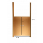 STANDARD METAL CHICKEN COOP DOOR KIT