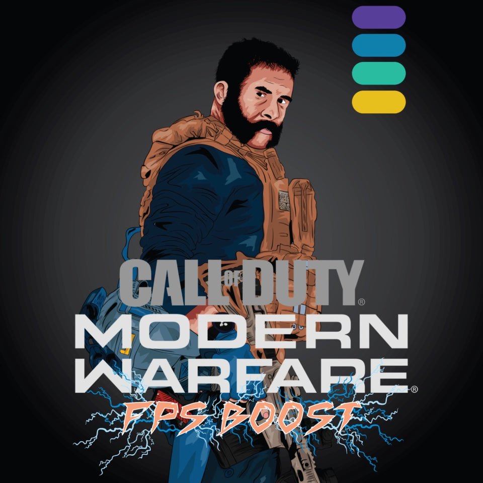 Modern Warfare FPS Boost Service (PC ONLY)