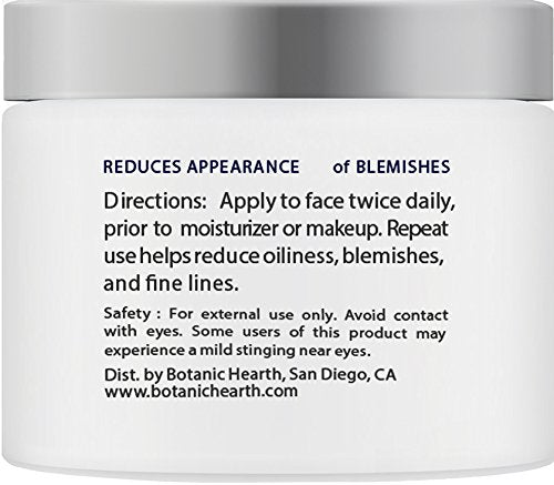Eye Cream by Botanic Hearth - Firming, Wrinkle Cream & Anti Aging Moisturizer for Face & Neck, Promotes Bright and Even Skin Tone, 1.7 fl oz