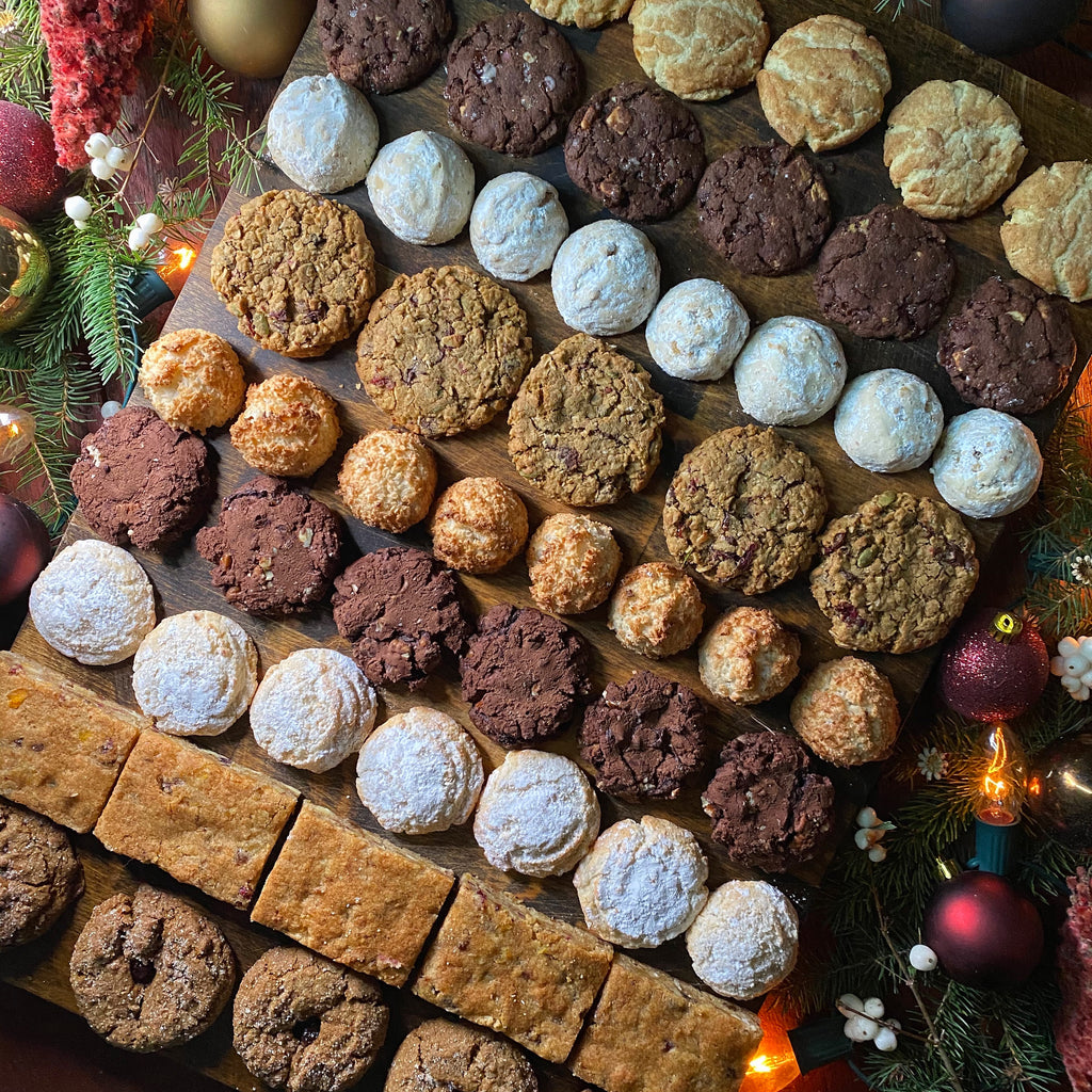 Select Four Holiday Cookies for Kingdom Direct Delivery