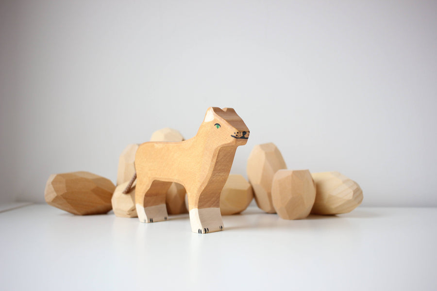 New product images for Holztiger