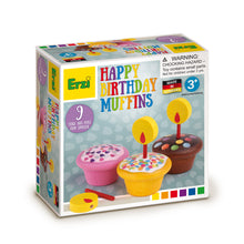 Load image into Gallery viewer, Erzi - Baked - Happy Birthday Muffins