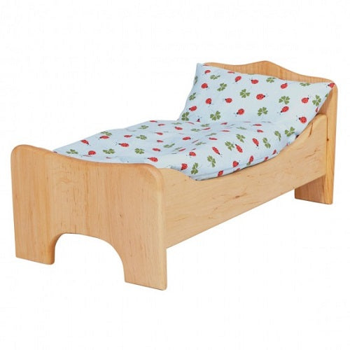 Gluckskafer - Wood Bed (linens not included)