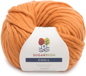 Sugar Bush Yarns - Fire in the Sky | Chill Yarn, Extra Bulky Weight
