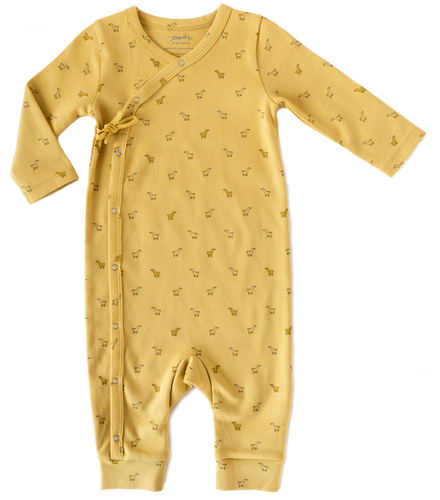Pehr - Hatchlings Duck Romper