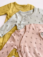 Load image into Gallery viewer, Pehr - Hatchlings Fawn Romper