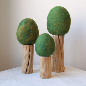 Papoose Summer Trees (3 pieces)