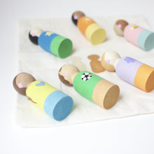 Load image into Gallery viewer, Lil Peeps - Set of 6 School Kids