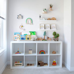 Montessori playroom