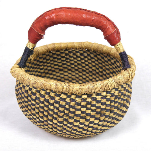 Toddler Sized Bolga Basket - Mon Mono