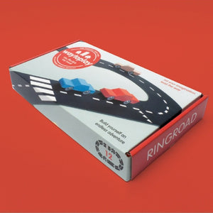 waytoplay ringroad, 12 pieces