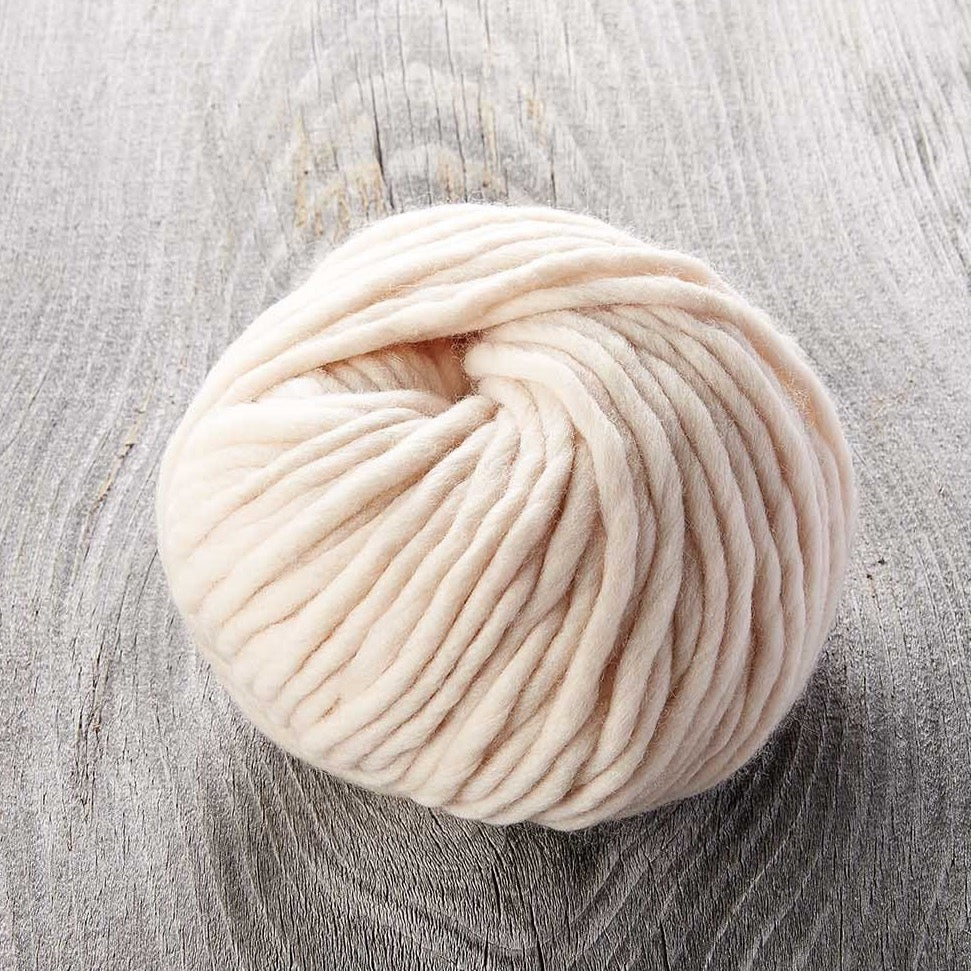 Salmon chill yarn