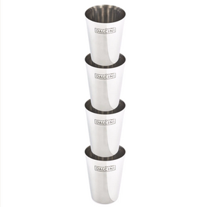 Dalcini - Stainless Steel Cups (300 mL)