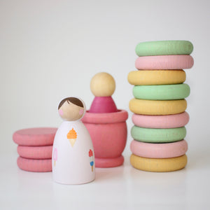 Lil Peeps by J - Chunky for Ice cream (limited edition)