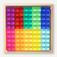 Load image into Gallery viewer, Bauspiel - Lucent Cubes