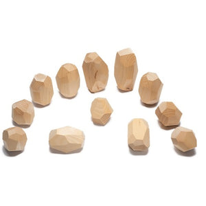 Ocamora Stones Natural (12 pieces)