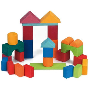Blocks Geometric Shapes