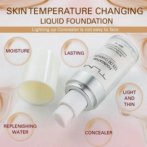 Flawless Color-Changing Foundation SPF 15