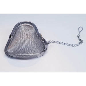 "2"" Heart-Shaped Mesh Tea Infuser"