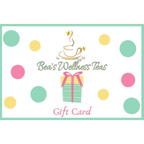Bea's Wellness Teas Gift Card