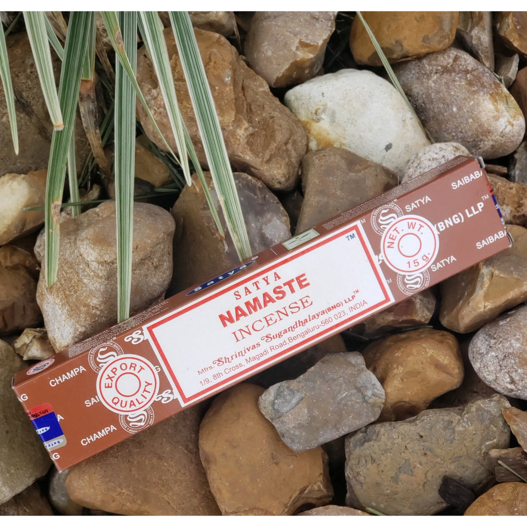 Satiya Namaste Incense Sticks