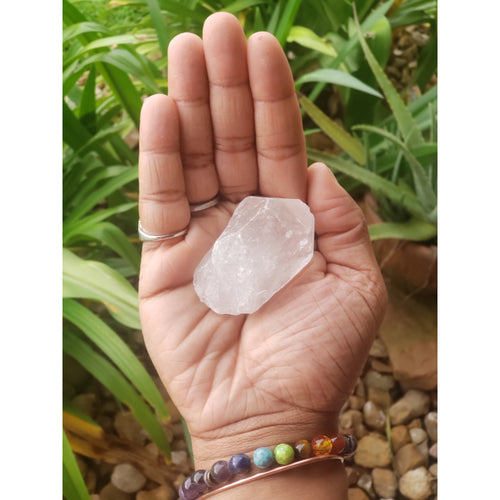 Raw Clear Quartz Crystal