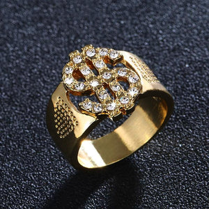 14K Gold Money Ring *NEW*