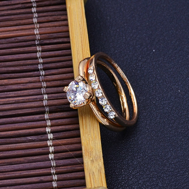 CZ Gold Ring *NEW*