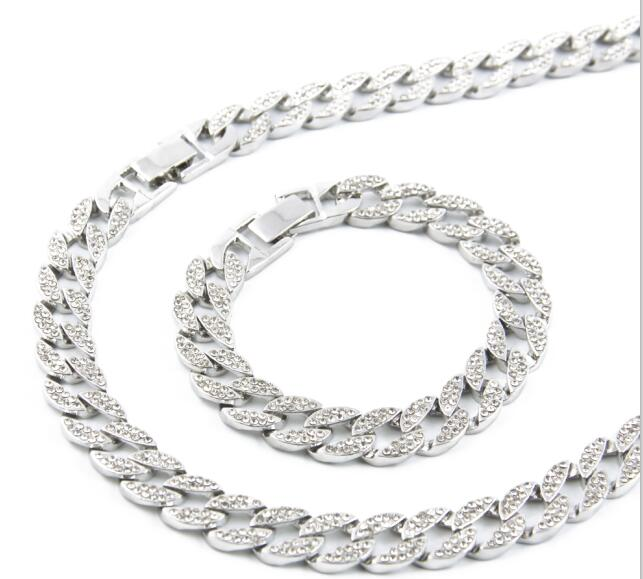 Miami Cuban Link Chain Set *NEW*