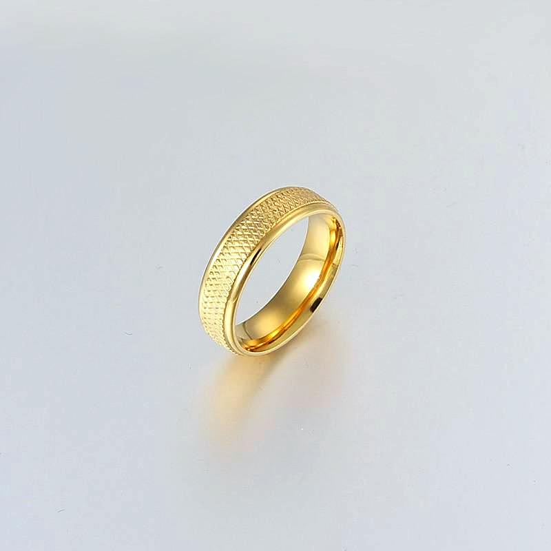 New Arrival YELLOW GOLD RING