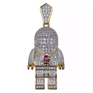 Space Man Limited Time Pendant - A&M