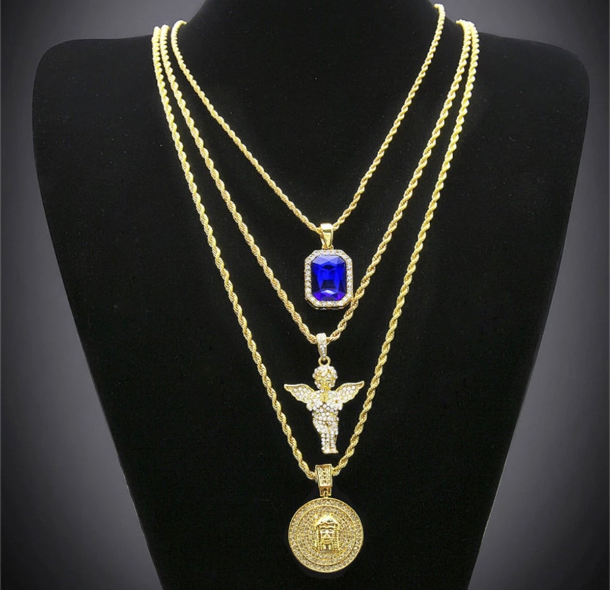 Blue Ruby & Pendant Bundle *NEW*