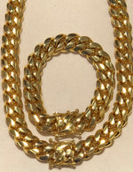 Gold Cuban Bundle *NEW* - a-m-clothing-shoppe