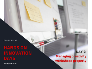 Hands-on Innovation Days - Moderation Ticket - 16th of July 2020