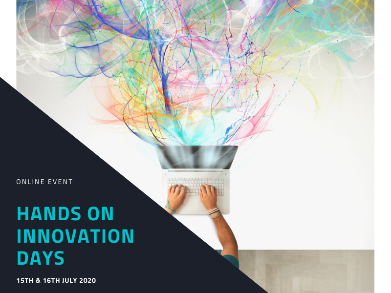 Hands-on Innovation Days - Combi Ticket 15th and 16th of July 2020