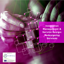 Load image into Gallery viewer, Innovation Management & Service Design: Redesigning Services
