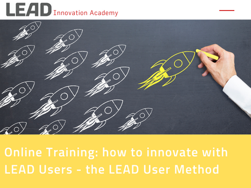 Online Training: LEAD User Method