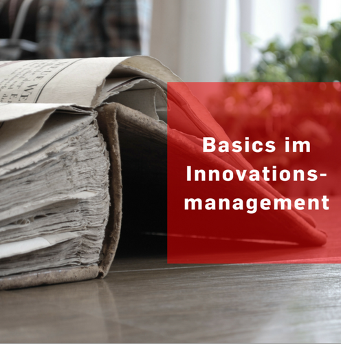 Basics im Innovationsmanagement