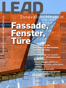 LEAD Innovation Magazin Fassade, Fenster, Türe